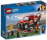 LEGO 60231 Reddingswagen van Brandweercommandant
