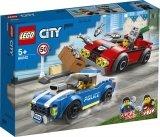 LEGO 60242 Politie Snelweg Arrestatie