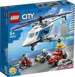 LEGO 60243 Politie Helicopter Achtervolging