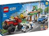 LEGO 60245 Politie Monster Truck Overval