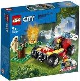 LEGO 60247 Bosbrand