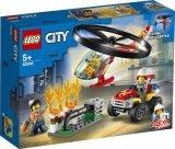 LEGO 60248 Brandweerhelicopter Reddingsoperatie