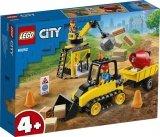LEGO 60252 Constructie Bulldozer