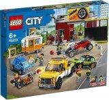 LEGO 60258 Tuning Garage