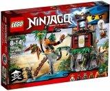 LEGO 70604 Tiger Widow Eiland