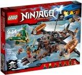 LEGO 70605 Luchtschip der Ongeluk