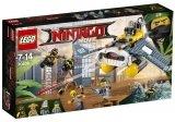 LEGO 70609 Mantarog Bommenwerper