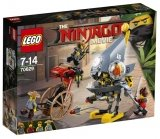 LEGO 70629 Piranha Aanval