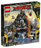 LEGO 70631 Garmadon's Volcano Lair