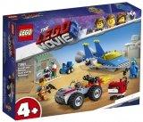 LEGO 70821 Emmets en Benny's Bouw- en Reparatiewerkplaats