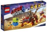 LEGO 70827 Ultrakatty en Strijder Lucy!