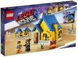LEGO 70831 Emmets Droomhuis met Reddingsraket