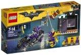 LEGO 70902 Catwoman Catcycle Achtervolging