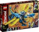 LEGO 71711 Jay's Cyberdraak