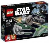 LEGO 75168 Yoda's Yedi Starfighter