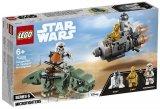 LEGO 75228 Escape Pod vs Dewback Micofighters