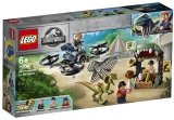 LEGO 75934 Dilophosaurus Ontsnapt