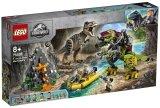 LEGO 75938 T- Rex VS Dinomecha Gevecht