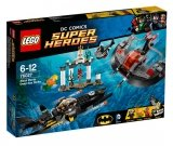 LEGO 76027 Black Manta Deep Sea Strike