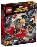 LEGO 76077 Detroit Steel Valt Aan