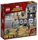 LEGO 76103 Corvus Glaive Thrasher Aanval