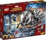 LEGO 76109 Onderzoekers van het Quantum Rijk