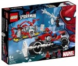 LEGO 76113 Spider-Man Bike Reddingsactie