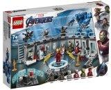 LEGO 76125 Iron Man Labervaring