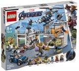 LEGO 76131 Strijd bij de Basis van de Avengers