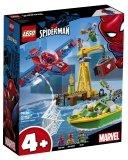 LEGO 76134 Spider-Man Dock Ock Diamantroof