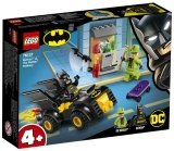 LEGO 76137 Batman VS The Riddler Diefstal