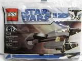 LEGO 8033 General Grievous Starfighter (Polybag)