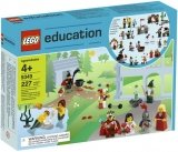 LEGO 9349 Historische Minifiguren