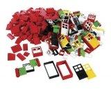 LEGO 9386 Deuren Ramen Dakstenen