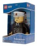 LEGO Alarmklok City Politie Agent