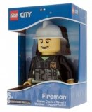 LEGO Alarmklok City Brandweerman
