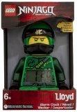 LEGO Alarmklok Ninjago - Lloyd