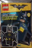 LEGO Batman met Batarangs (Polybag)