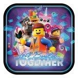LEGO Borden 23cm The LEGO Movie 2 (8 stuks)