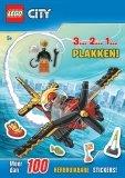 LEGO City 3-2-1 Plakken!