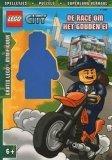 LEGO City Doeboek De Race om het Gouden Ei