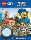 LEGO City Missie Zoek-en-Vind Boek