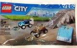 LEGO City Politie Achtervolging (Polybag)