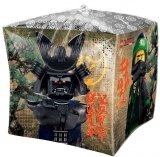 LEGO Cubez Folie Ballon The Ninjago Movie