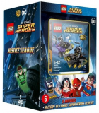 LEGO DC Comics Collection (DVD) + Play Set