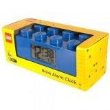 LEGO Digitale Wekker BLAUW