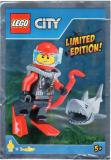 LEGO Duiker met Haai (Polybag)