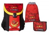 LEGO Easy School Bag Set Ninjago Kai