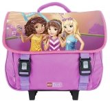 LEGO Friends Funpark Boekentas Trolley