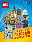LEGO Helden - Extra Dik Spelletjesboek
